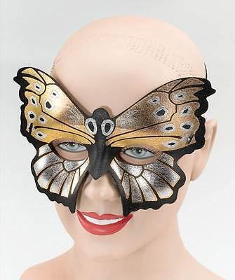 OMINO AUGENMASKE, MASQUERADE-AUGENMASKE, MASKENBALL, #DE (Schmetterling Masquerade)
