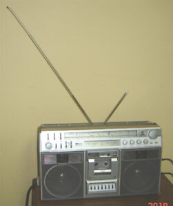 AIWA TPR- 990C Stereo Boombox with Cassette 1980's
