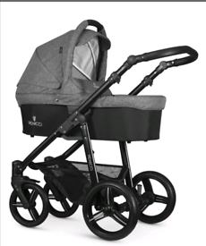 Venicci Travel system 3 in 1 - soft denim grey