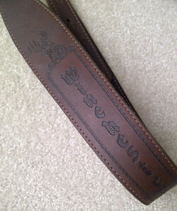 Levy's Winchester Leather Strap - Mint Condition London Ontario image 2