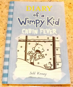 Diary of a Wimpy Kid book 6 - CABIN FEVER