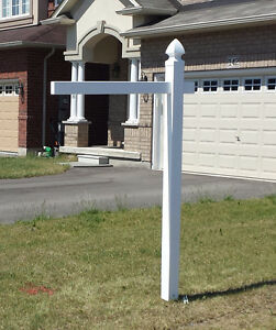 SMARTPOSTS PVC SIGN POSTS FOR SALE