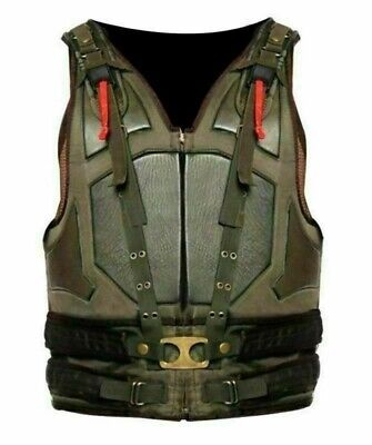 THE DARK KNIGHT RISES TOM HARDY BANE VEST JACKET - ON SALE WITH FREE DELIVERY