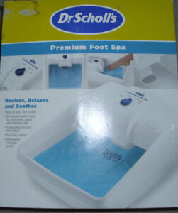 Dr Scholl's Premium Foot Spa