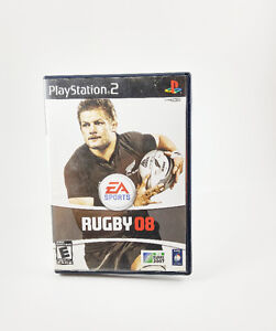 Jeux, DVD ROM, EA Sports, Rugby 08, Play station 2