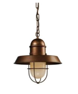 Brand New in Box- Farmhouse Pendant Light (retails for $250)