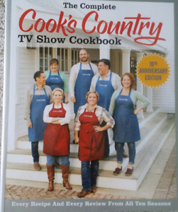 America's Test Kitchen COOK'S COUNTRY
