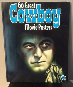 60 GREAT COWBOY MOVIE POSTERS GOOD THE BAD THE UGLY MINI POSTER