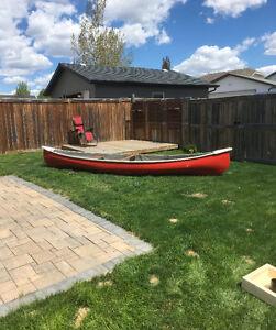 16 ft Canoe for sale