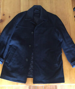 Men's Tommy Hilfiger Pea Coat 130 OBO