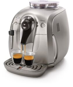 Espresso Maker: Saeco XS Small