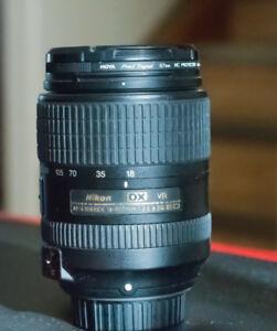 Nikon D7100 and nikon 18-300 mm lens moving sale