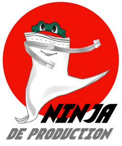 Emploi ! Ninja de production