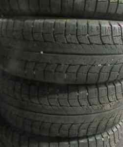 TIRES 14 INCH 70-75%===185=65=14===(((4TIRES)))Michelin X-Ice wi