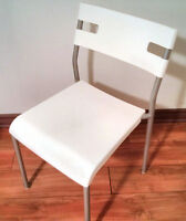 Chair, white