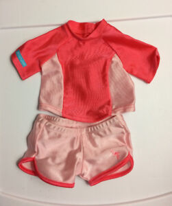 American Girl Pink Store Exclusive Swimsuit