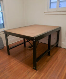 Cutting Table - High Work Table