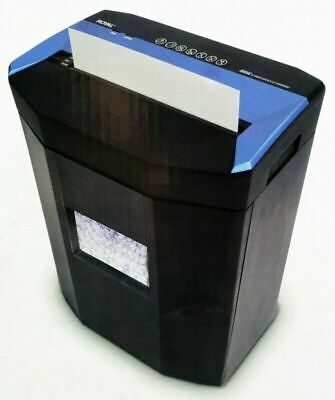 Royal Micro Cut Paper Shredder Heavy Duty 8 Sheet Confetti Home Office Shred