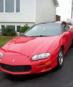 2002 Camaro Z28 for sale - Excellent condition with low mileage
