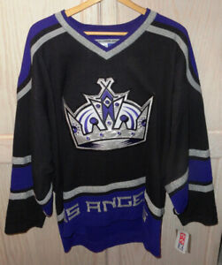 Los Angeles Kings CCM Jeresey No Name Sz XL New With Tags