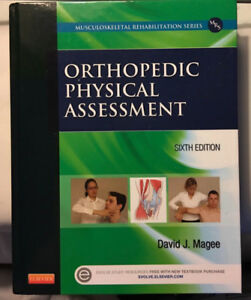 Orthopedic Physical Assessment Textbook (Sixth Edition)