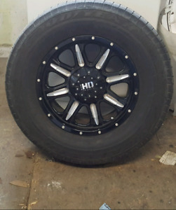 Hd rims 17 inch fit 97 to 2003 f150