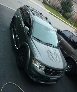 2012 Dodge Journey RT - RARE Leather Seats w/ 2+ YRS WARRANTY
