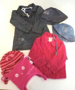 Vêtements fille 0-5 ans