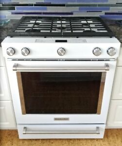 Kitchen Aid Gas Range
