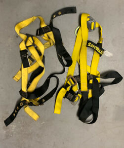 2 Fall Restraint Harnesses