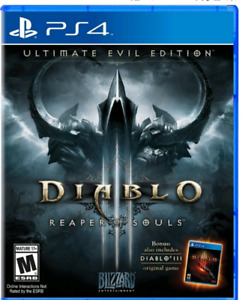 PS4 Games Far Cry and Diablo