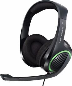 Sennheiser X320 Xbox 360 OverEar Gaming Stereo Headset with Noise Cancelling+Mic