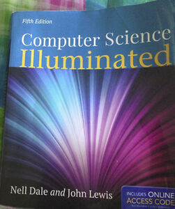 computer science illuminated 5th edition