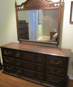Solid wood dresser - Further price reduction