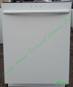 Samsung White Stainless Dishwasher, 1 year  warranty