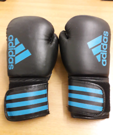 10oz Adidas Boxing Gloves - MUST GO by April 24th