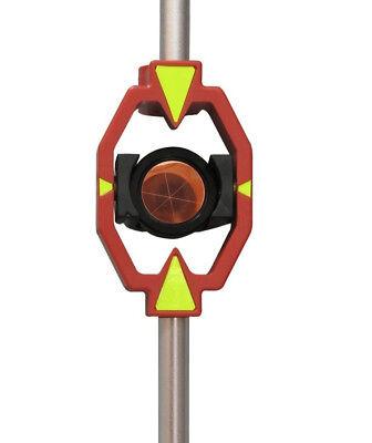 Prism Set For Surveying Pole Offset 0