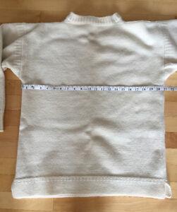 Unisex Guernsey Sweater