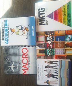 Supervision/Sociology/Accounting/Macroeco/Marketing textbook