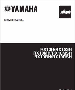 2006-2008 Yamaha Attak Snowmobile Service Repair Manual