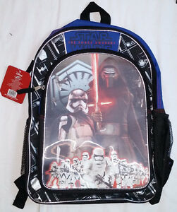 NEW Backpacks & Lunch Bags - Star Wars, Dory, Winx, Phineas Ferb London Ontario image 4