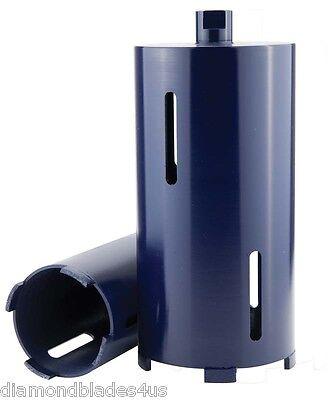 2 Dry Diamond Core Drill Bit Can Core Boring Drilling Fast Cuts Premium Grade
