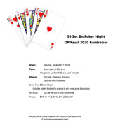 Charity Poker night (Richmond)