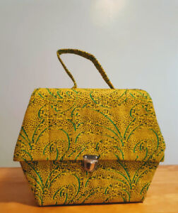 African Print Clothes and Bags