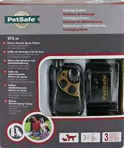 Petsafe Deluxe remote spray trainer Dog Trainer