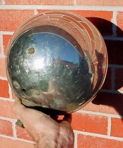 Antique RARE 50s 60s Ford  Police Car Stop headlamp London Ontario image 4