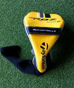 Taylor Made RocketBallz Stage 2 Driver Head Cover