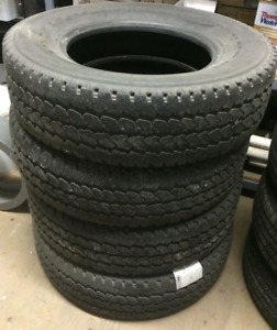 245/75-17 Light Truck tires