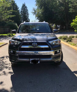 2018 Toyota 4Runner(Limited) Brown Leather $351 BW for 30 Month