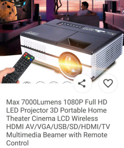 3d projector for sale